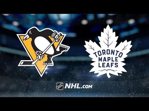 Pittsburgh Penguins Vs. Toronto Maple Leafs | NHL Game Recap | April 8, 2017 | HD