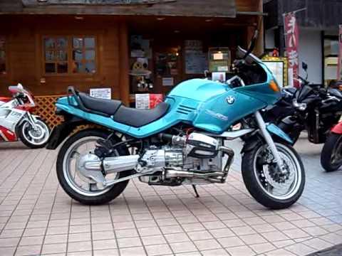 画像: BMW R1100RS www.youtube.com