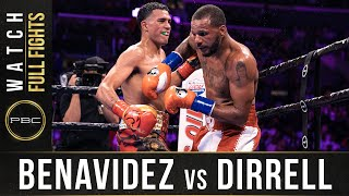 Dirrell vs Benavidez FULL FIGHT: September 28, 2019 - PBC on FOX PPV