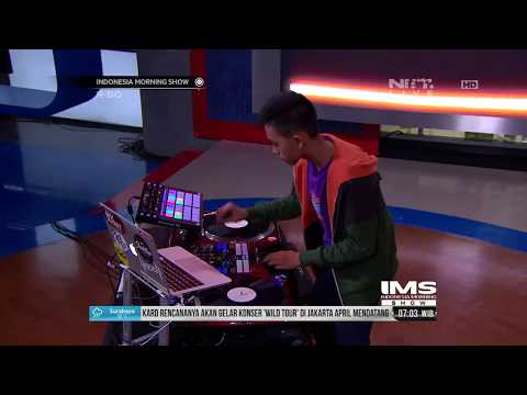 Performance DJ Vuai - Schema Get Down