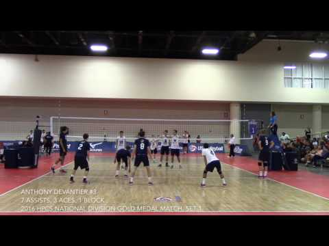 2016 HPCs National Division Gold Medal Match Full Game 1