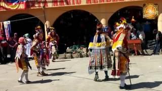 El baile del venado en Santa Eulalia Huehuetenango 19/02/2017