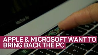 Apple and Microsoft want to bring back the PC (CNET News)