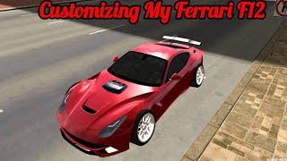 Car Parking Ferrari F12 Gearbox Preuzmi