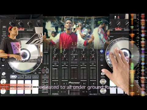 Indian Under Ground DJ Live Rap Mix (Tamil Hindi Telugu Mal)