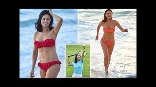 the world's hottest grandmother who is 70 years old, hasn't eaten sugar for 28 YEARS