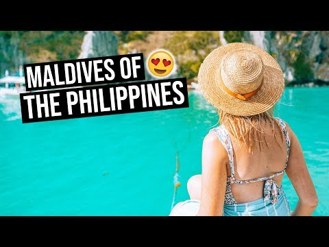 Maldives of the Philippines | Exploring Beautiful El Nido