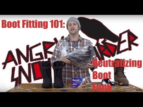 Boot Fitting 101: Getting Rid of Boot Funk