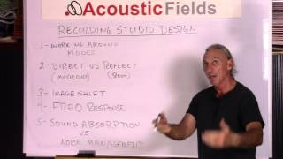 Recording Studio Design Principles(Today I'm going to walk you through the top 7 acoustic design principles we follow when designing a studio. These same principles can be applied to your home ..., 2014-08-27T13:27:23.000Z)