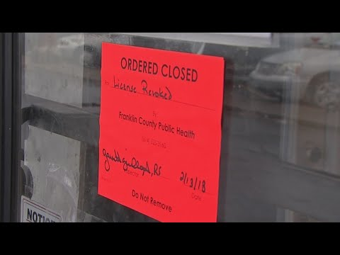 Health Department orders Columbus restaurant to close permanently