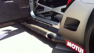 JRM GT-Rのエキゾーストサウンド