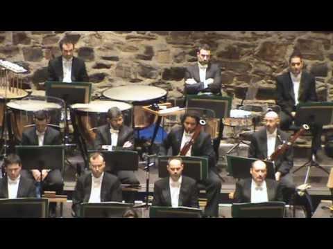 Schostakowitsch, 9ª Sinfonía.  Solo de fagot, Reynold Cárdenas.