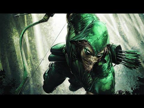 Conoce al heroe | Quien es Green Arrow!!! (flecha verde)