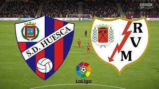 La Liga 2018/19 - SD Huesca Vs Rayo Vallecano - 14/09/18 - FIFA 18
