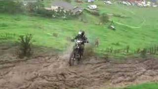 Dirt Bikes Race in the Mud 1