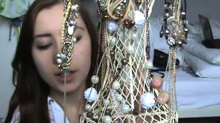 ASMR Jewellery walkthrough and whisper