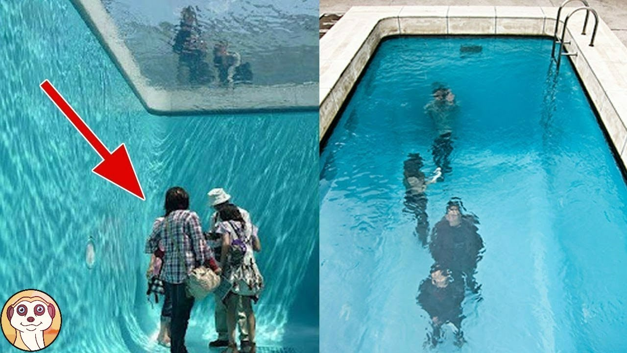 5 piscine pi incredibili del mondo youtube - Del taglia piscine chiude ...