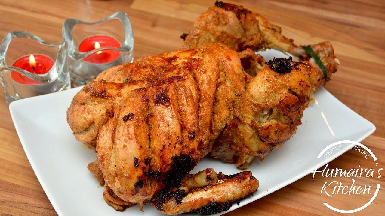 Chicken Steam Roast In Urdu Chargha Chicken Recipe Murgh
