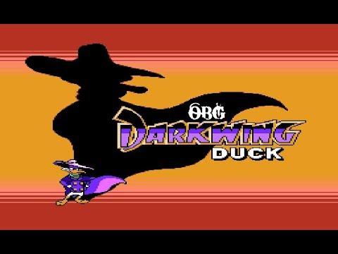 Play Darkwing Duck Черный плащ прохождение на Dendy