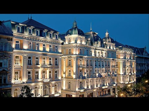 MY HOTEL IN BUDAPEST
