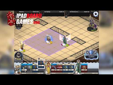 Loot And Legends IPad Review