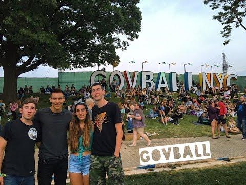 Went to GovBall 2016 For Free! || Governors Ball Randall's Island NYC
