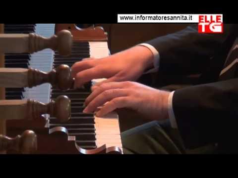 ELLE TV: Il Conservatorio 'Nicola Sala' si arricchisce di un nuovo organo a canne