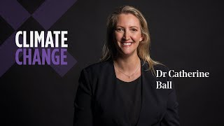 Dr Catherine Ball | Climate Change | Saxton Speakers