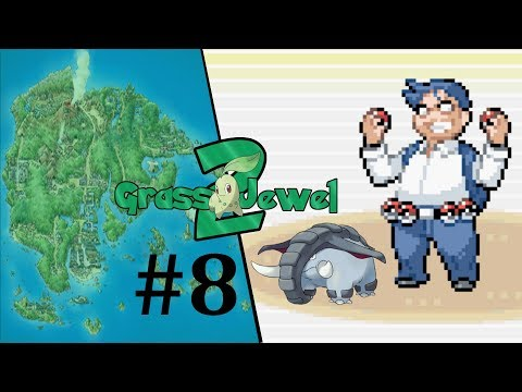 Let's Play Pokemon Grass Jewel 2:  Part 8 - Saving Weather