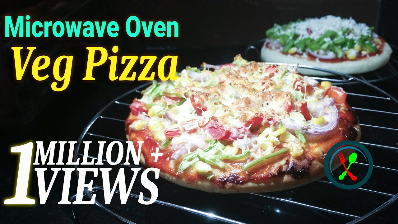 How To Make Pizza In Microwave Without Convection