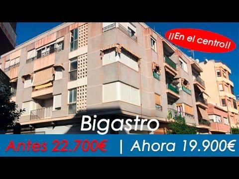 Piso en venta REBAJADO en Bigastro (Alicante) | Piso de banco CHOLLO por 19.900€