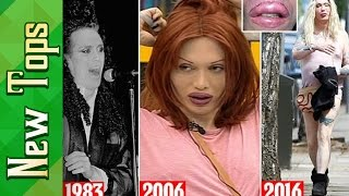 New Tops l Pete Burns, 80s pop icon behind Dead or Alive, dies aged 57.