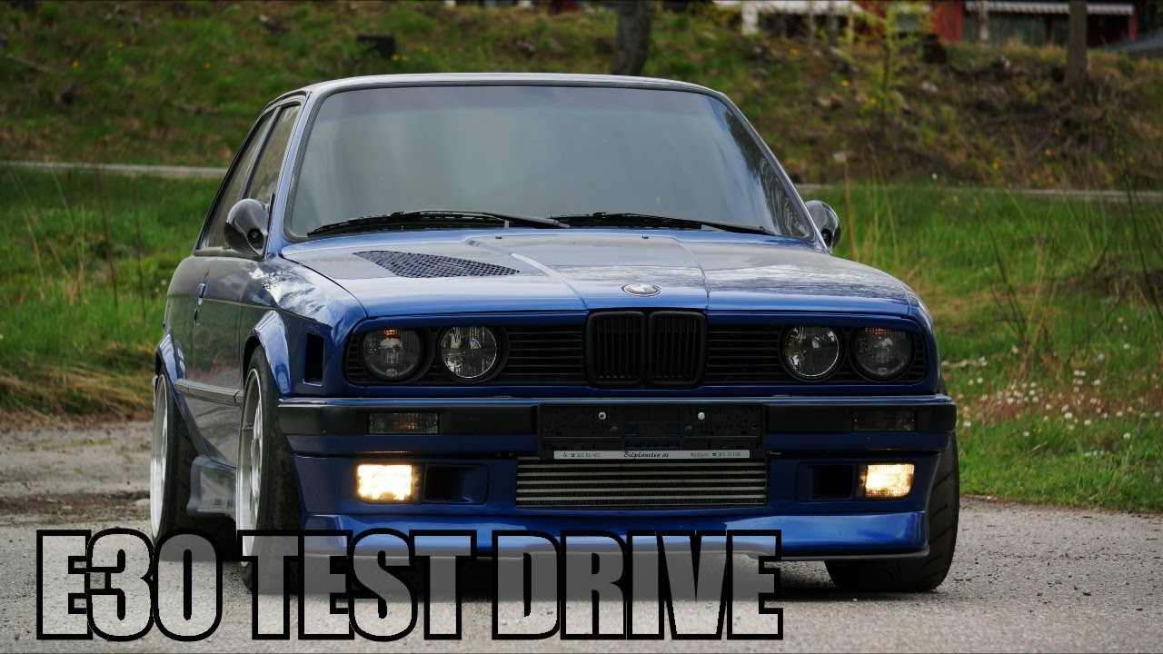 1990 BMW E30 22 AAN S4 580WHP  YouTube