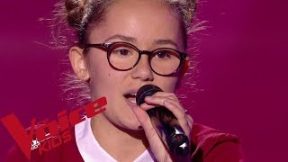 Jain - Come | Ilona | The Voice Kids France 2018 | Blind Audition