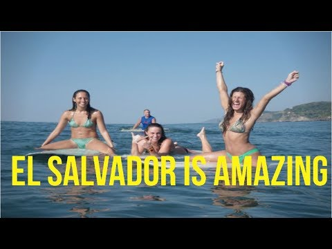El Salvador Vacation Safe Trip 2017