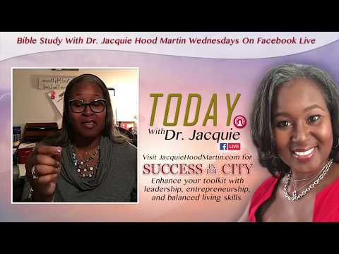 Today With Dr. Jacquie: The Issue With Helpfulness