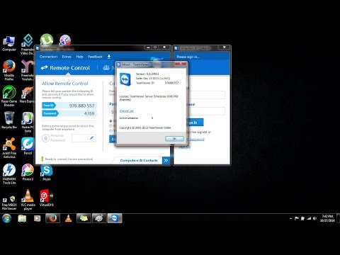 How To Install TeamViewer 9 Premium - Crack - Full Version