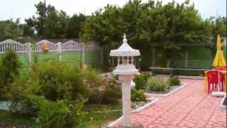 Ландшафтный дизайн сада на 8сотках . Сад 2011г. (часть 1)(Ландшафтный дизайн сада: садовые дорожки, клумбы, цветники, пруд... Мои мастер классы по изготовлению подело..., 2012-01-24T07:15:28.000Z)