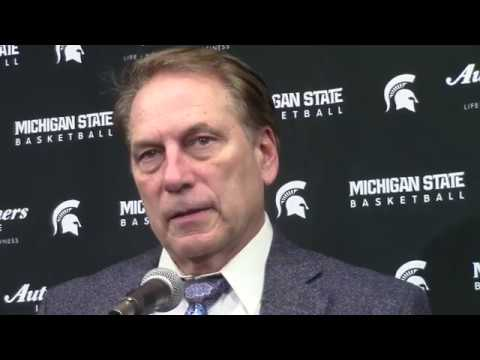 Tom Izzo After OT Win Over Rutgers