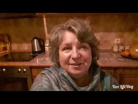 Вечернняя посиделка с Tere LifeVlog / Хочу фруктов и салатов