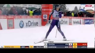 Toblach (ITA) 10 km C - Ladies - World Cup 01/02/2014