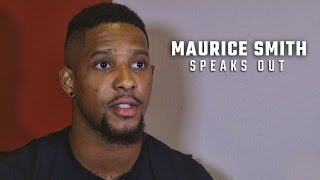 Maurice Smith speaks about ongoing battle with Alabama