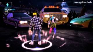 Beat It By Sean Kingston Choreo (Hip Hop Dance Experience Game)