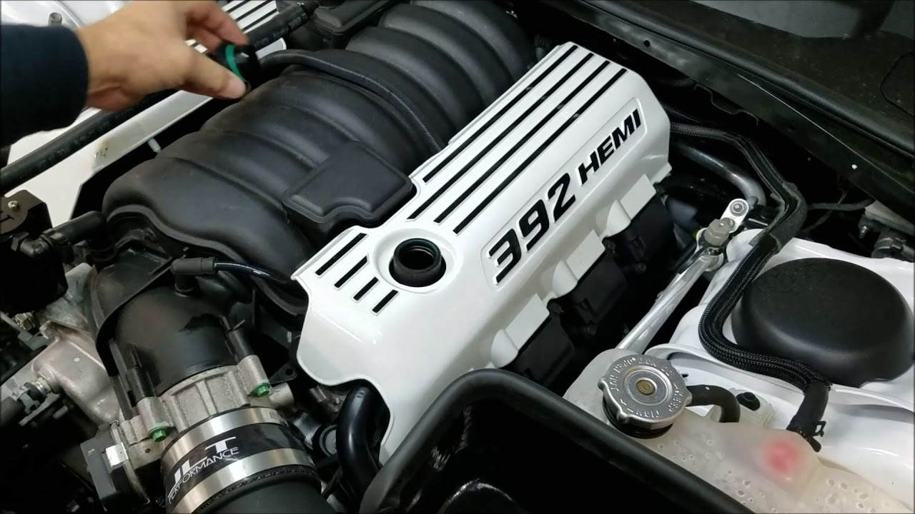 2011-2018 Challenger 6 4L HEMI Cold Air Intake by JLT