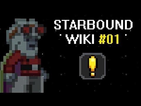 STARBOUND WIKI - Come iniziare, prime quest #01