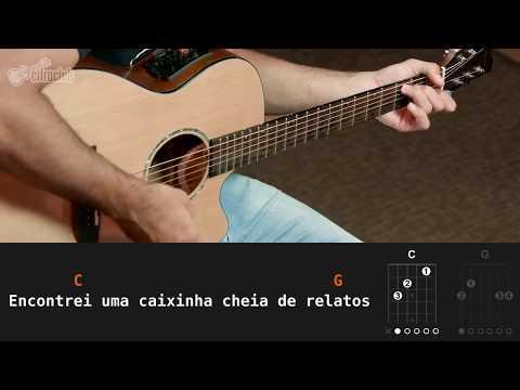 (CIFRA CLUB) Na Hora da Raiva   Henrique e Juliano aula de violão simplificada