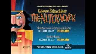 Central Pennsylvania Youth Ballet presents George Balanchine's The Nutcracker™