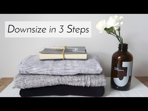 3 Tips to Reduce Clutter   Minimalism for Beginners