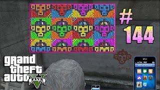 Grand Theft Auto V キャンペーン 144 モンキーモザイク 全50箇所のMAP解説付き 実況 766 PS4