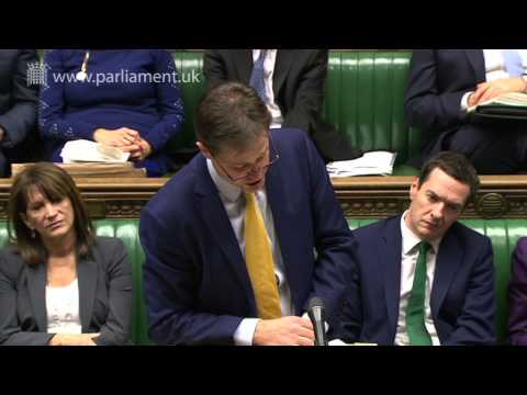 Prime Minister's Questions: 10 December 2014